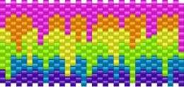 Awesome kandi cuff patterns