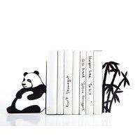 """Держатели для книг """"Панда на отдыхе"""" http://zapisky.com.ua/derzhateli-dlya-knig/dergateli-dlya-knig-panda-na-otdyhe"""