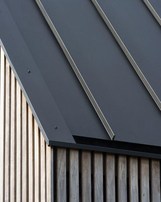Sustainable Longhouse Greencoat Architekt Greencoat Longhouse Sustainable Roof Cladding Roof Architecture House Cladding