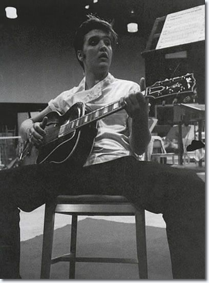 Love Me Tender Recording Sessions : August 24, 1956
