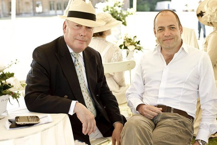 'Downton Abbey's Julian Fellowes and NBC Team Up on 'The Gilded Age'