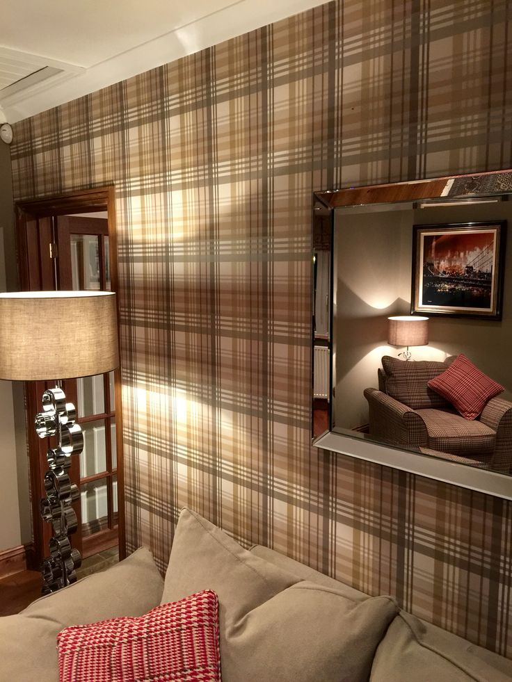 Best 25 Plaid Wallpaper Ideas On Pinterest White Corner