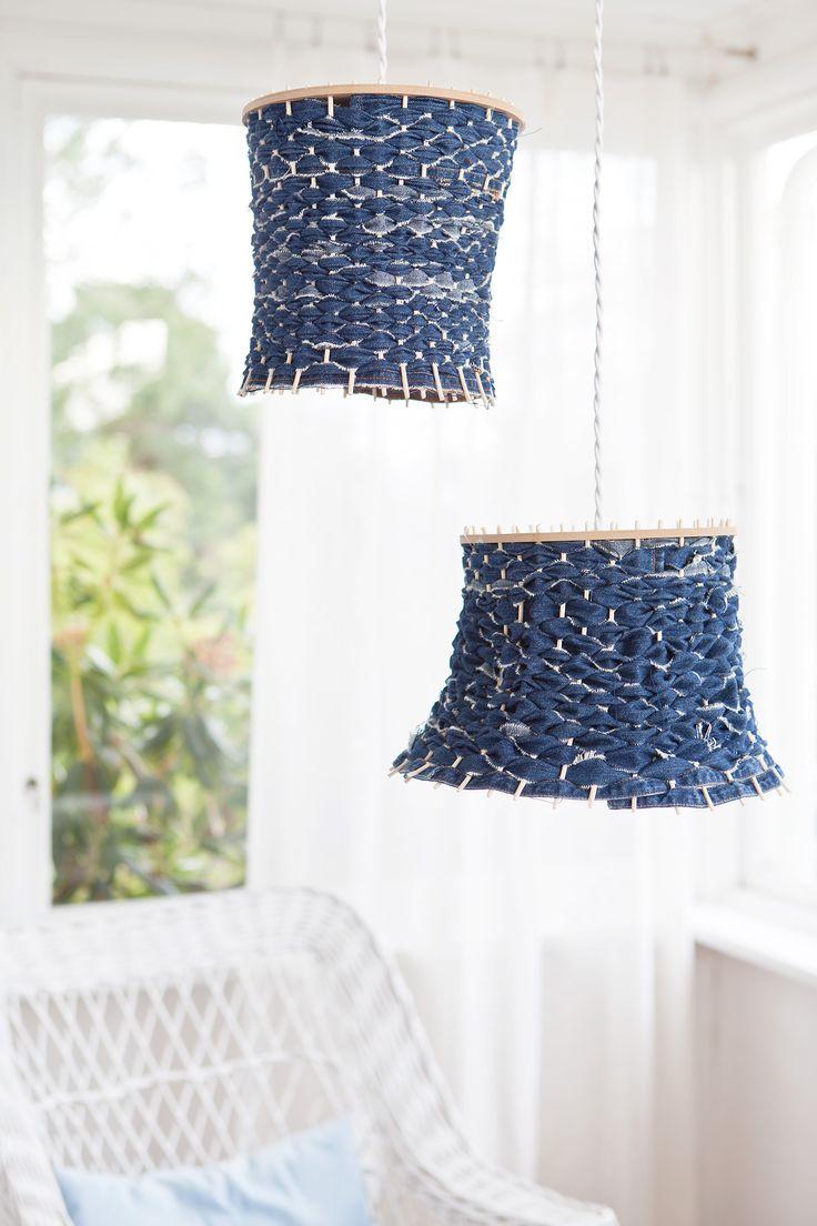 jeansla diy detaljer inspiration och bricolage