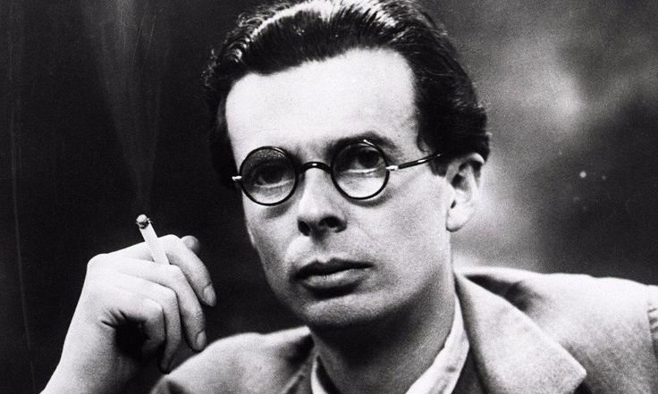 Aldous Huxley fue conocido no sólo por ser un gran escritor del siglo XX, sino por ser uno de los iniciadores de la psicodelia.