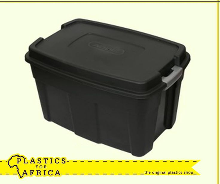 The Rough Tote, available from #PlasticsforAfrica is ideal for storing goods. Visit your nearest branch to get yours. #Storage