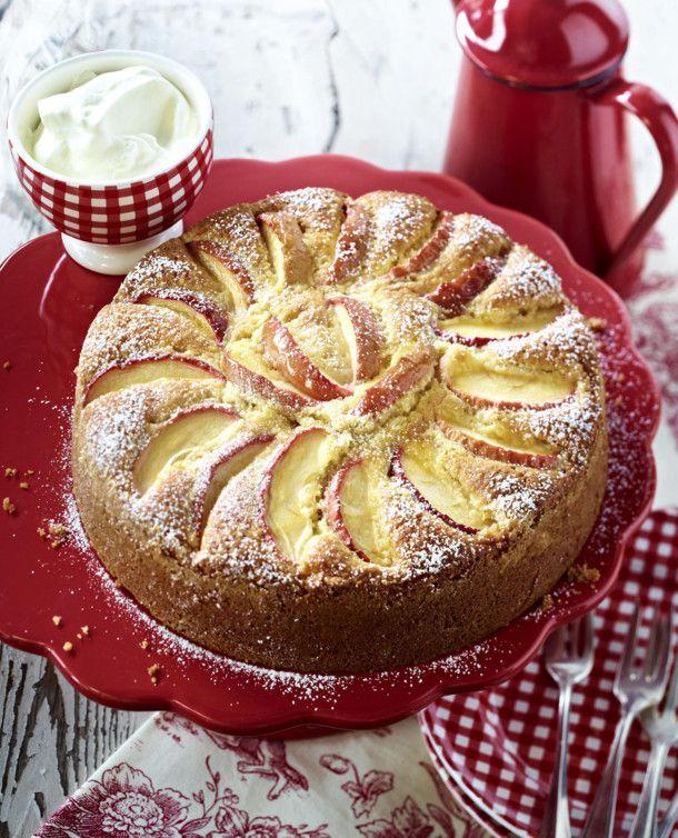 Unser beliebtes Rezept für Apfel-Mandel-Kuchen und mehr als 55.000 weitere kostenlose Rezepte auf LECKER.de.
