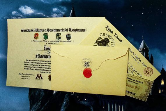Venite a trovarvi su Etsy: https://www.etsy.com/it/listing/200637143/lettera-di-ammissione-ad-hogwarts