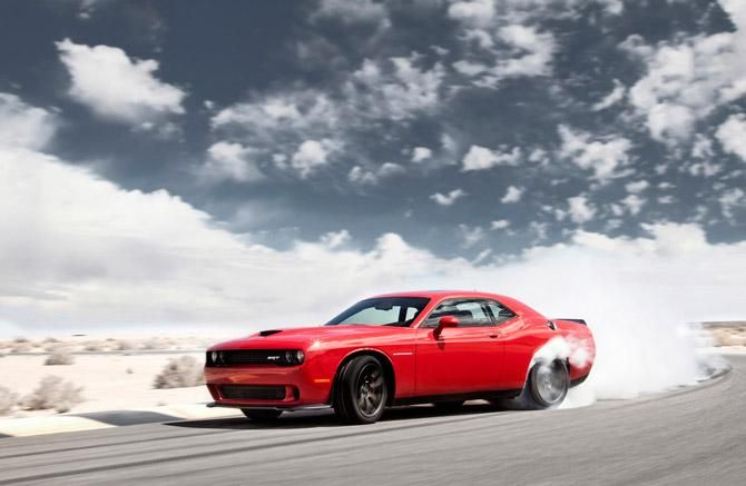 My dream car. The Dodge Challenger Hellcat 6.2L supercharged V8 making a insane 707hp and 650lb-ft of torque