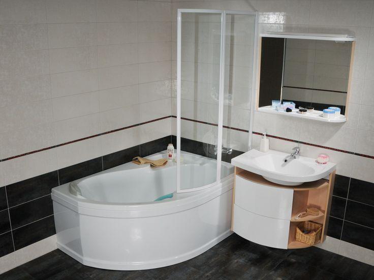 Badewanne mit duschbereich  Die besten 25+ Raumspar badewanne Ideen auf Pinterest ...