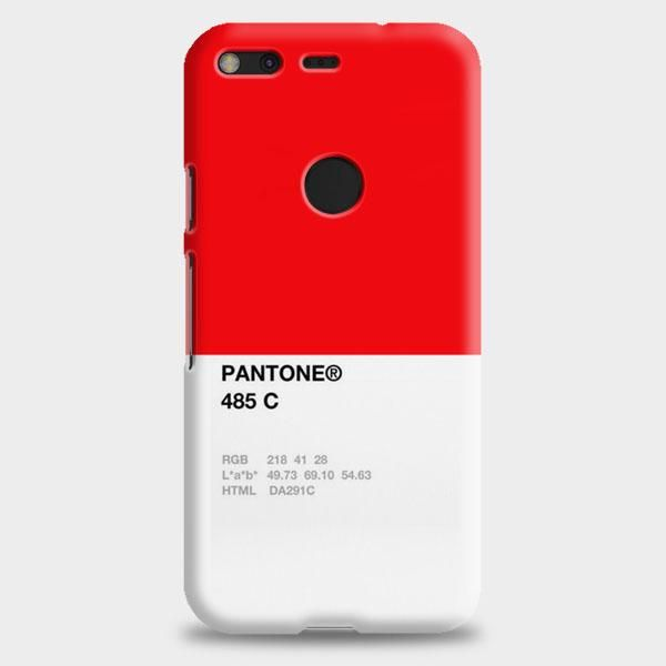 Pantone 485 C Google Pixel XL 2 Case | casescraft