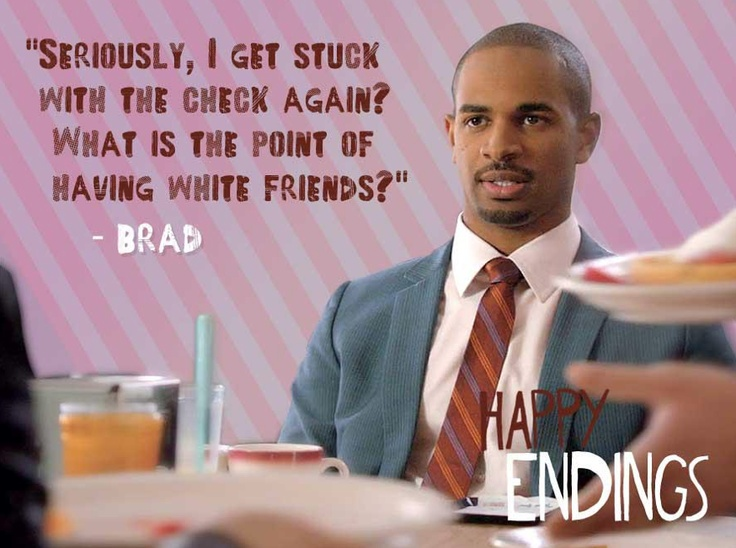 <3 happy endings: Favorite Tv, Funny Things, Check, Abccom, Funny Stuff, Hilarious, Happy Ending, Happy Endings, Maniac Laughter