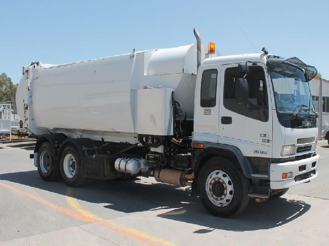Trucksforsale - Used Isuzu FVZ1400 Waste Disposal for sale - - $59,990 AUD