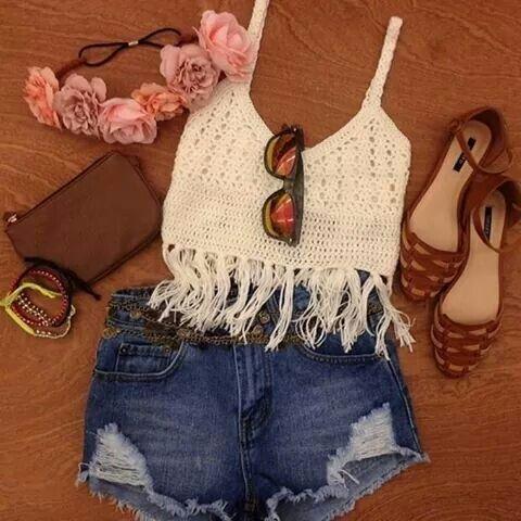 reggae fest outfit ♥