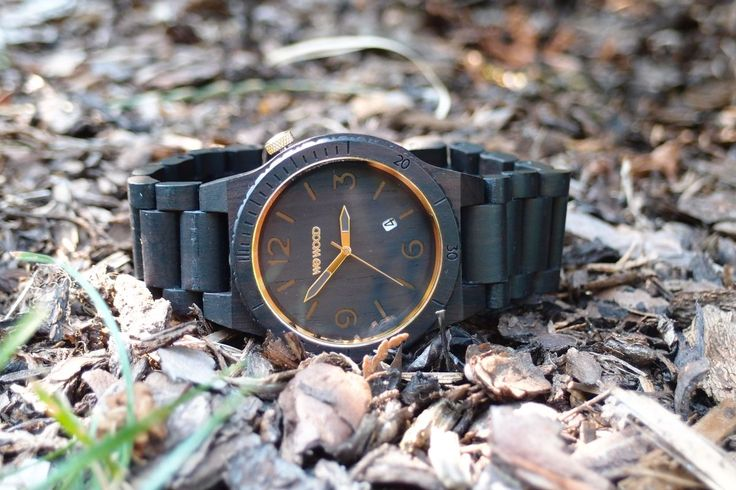 WeWood Alpha Black / Gold, to je luxus v podání přírody na vaší ruce http://www.24time.cz/alpha-black-gold/