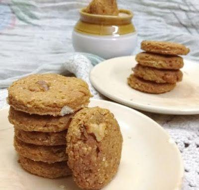 Mercury Information Management Platform: No Sugar Almond Butter Cookies With Oatmeal: Crunchy Butterless Ginger-Walnut Bites