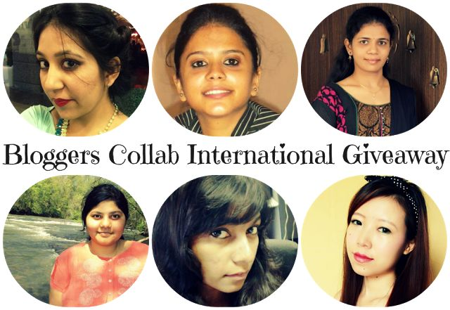 Bloggers Collab International Giveaway