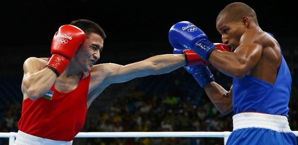Robson Conceição avança para a semi da Rio-2016 e garante medalha no boxe…