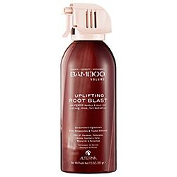 Big hair is the best, my hair is already pretty voluminous, but this is for the days when you want Dallas cowboys cheerleader hair. ALTERNA - Bamboo Volume Uplifting Root Blast  #sephora