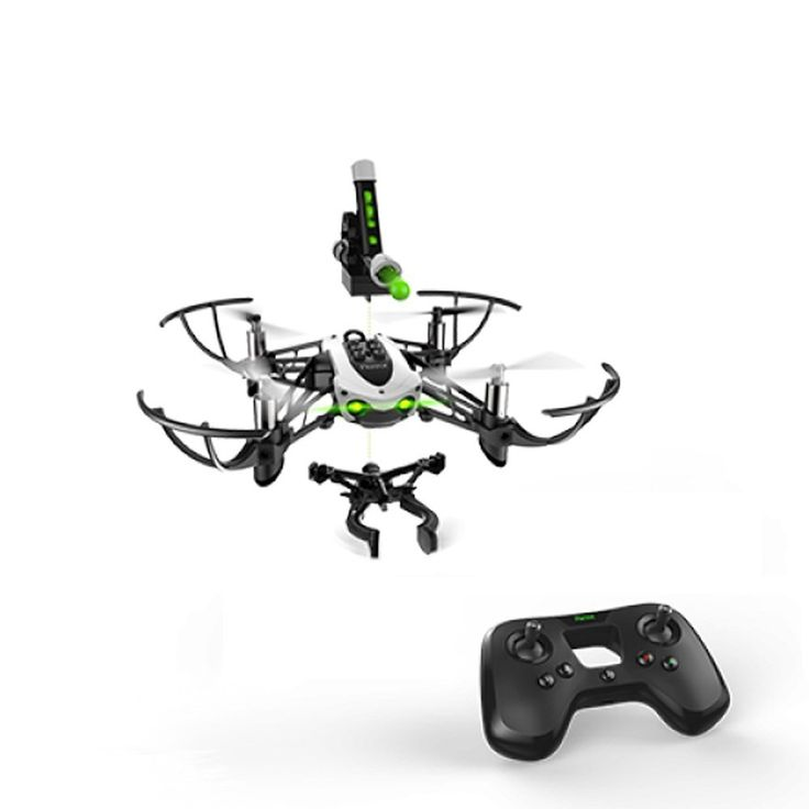 Parrot Mambo Mission  Drone  Kanon  Grijper  Remote Controller.  EUR 159.00  Meer informatie