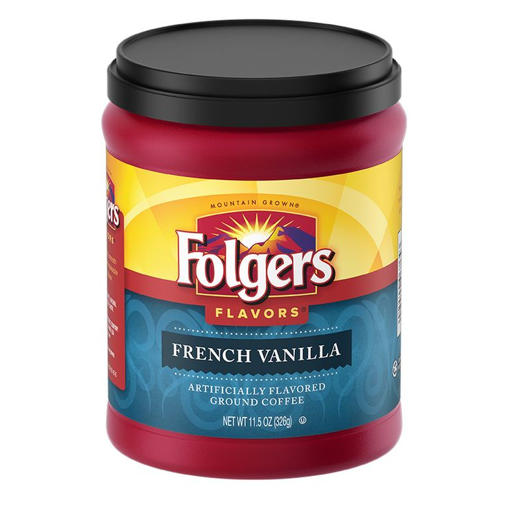 French Vanilla Coffee – Folgers Coffee