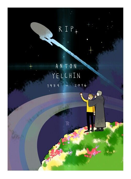 StarTrek: RIP Anton, you will be greatly missed.