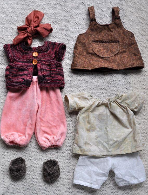 waldorf dolls clothes
