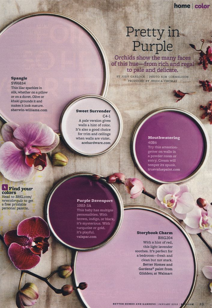 Shades Of Purple Paint top 25+ best purple paint colors ideas on pinterest | purple wall
