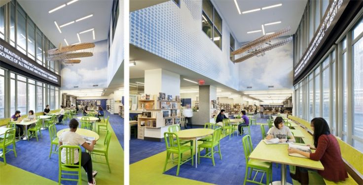 Design Schools Book Room