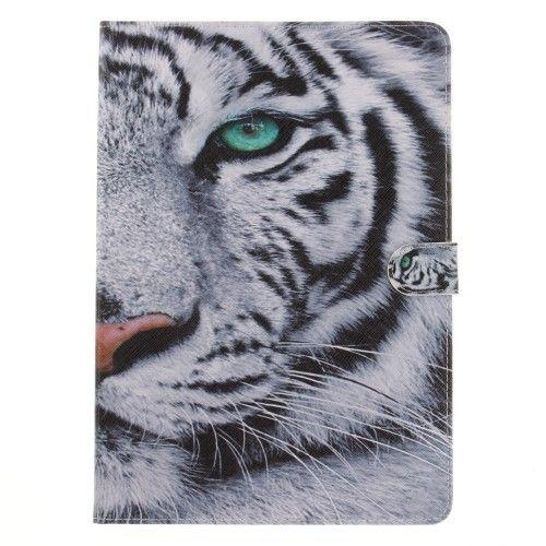 Housse iPad Pro 10.5 pouces - Tigre Blanc