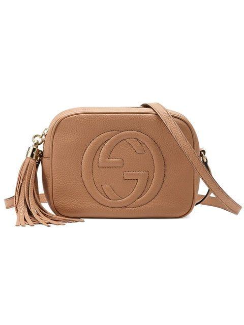 18a7e0dc3226e8 Gucci Soho Small Leather Disco Bag in 2019   wishlist;   Gucci soho ...
