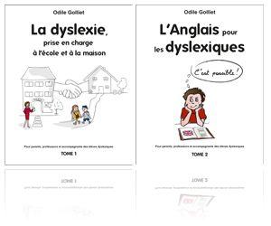 odile golliet - La dyslexie tome 1 et 2