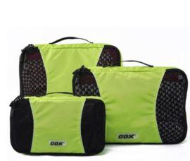 Pack like a pro met deze Packing Cubes. Altijd een geordende koffer of backpack. #inpaktips#