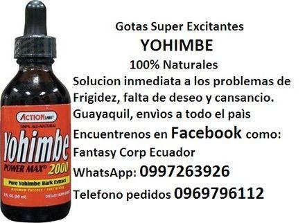 Fotos de YUMBINA *GOTAS EXCITANTES* GUAYAQUIL Guayaquil