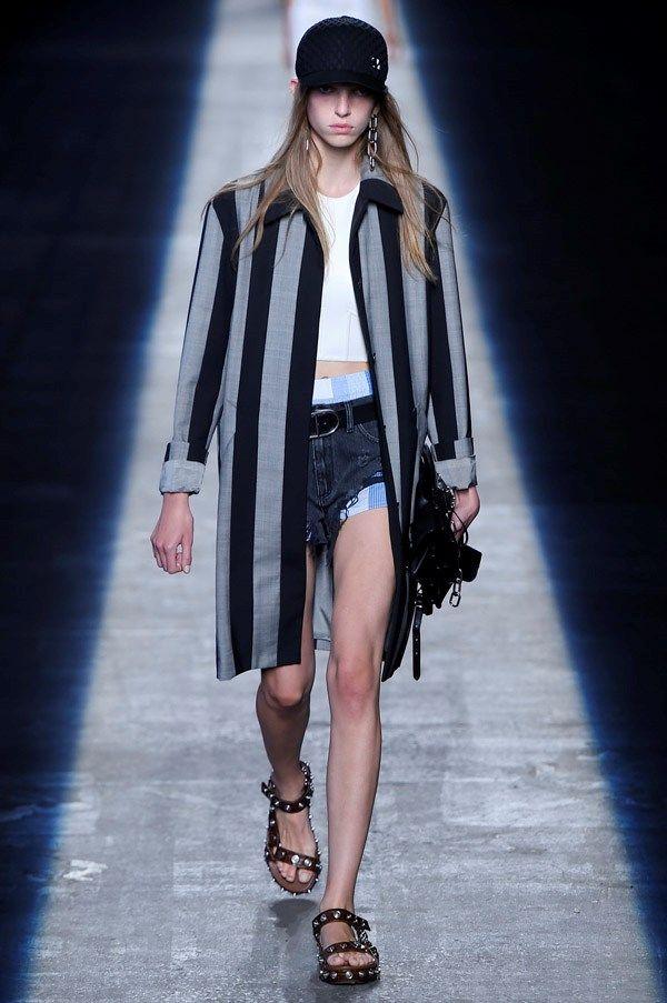 Alexander Wang spring summer 2015 New York fashion week show - Image 2