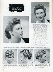 Style With a Triple Life. 1940's Click the pic for larger directions...