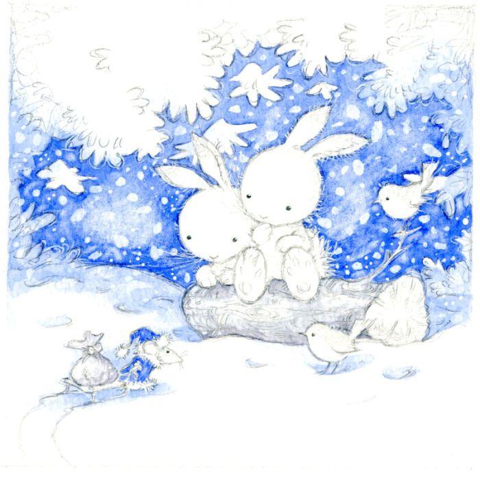 Annabel Spenceley - 58337 Bunny wathing mous042.jpg