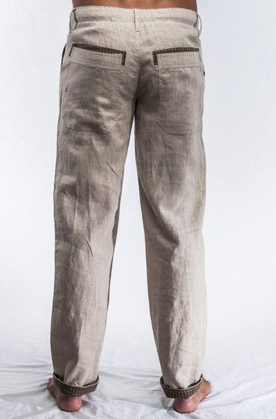 The biggest selling beach wedding trouser in 2015. Look, feel, fit....out of this world.