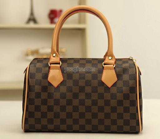 Tas Tangan Wanita Import (Kode PTRN) 'brown'