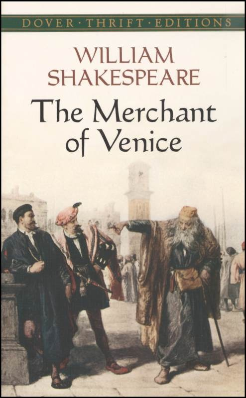 an analysis of anti semitism in the merchant of venice by william shakespeare The historical context of the merchant of venice turns, for the most part,  task for  his pandering anti-semitism, and instead portrays shylock as a human being,.
