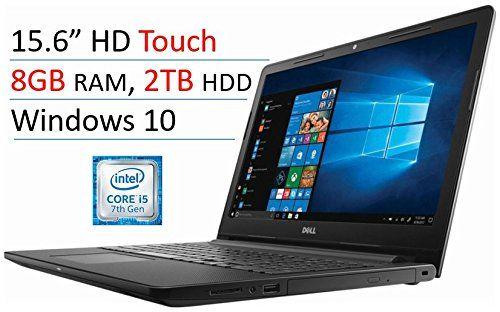 DELL INSPIRON I3567-5664BLK-PUS 15.6″ TOUCH-SCREEN LAPTOP (INTEL CORE I5-7200U, 8GB RAM, 2TB HDD, BLACK) #DELL #INSPIRON #.″ #TOUCH #SCREEN #LAPTOP #(INTEL #CORE #RAM, #HDD, #BLACK)