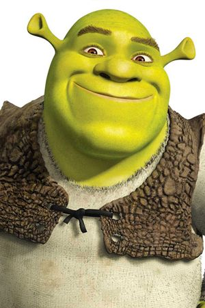 shrek. Brooklyn's new favorite. So of course, my new favorite.