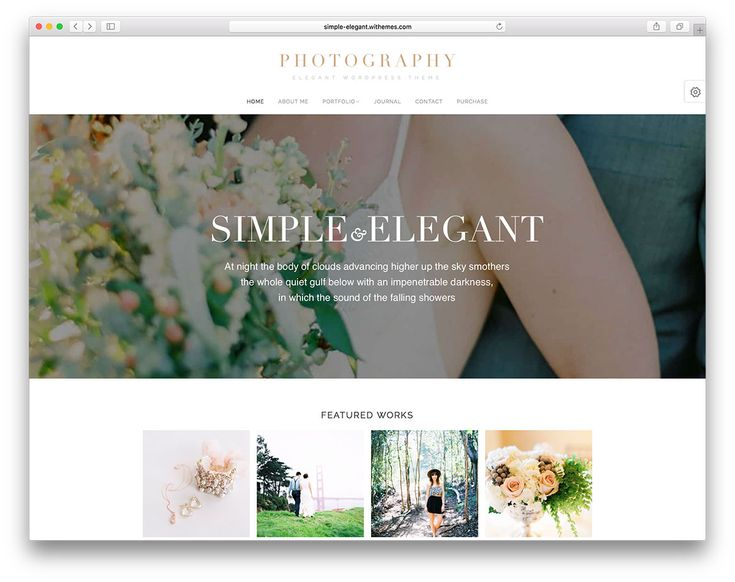 Comprehensive list of the best WordPress wedding themes developed and released in 2017. These themes has everything to make memorable wedding website to show to your friends and family. Your wedding is the one of the most important milestones in…