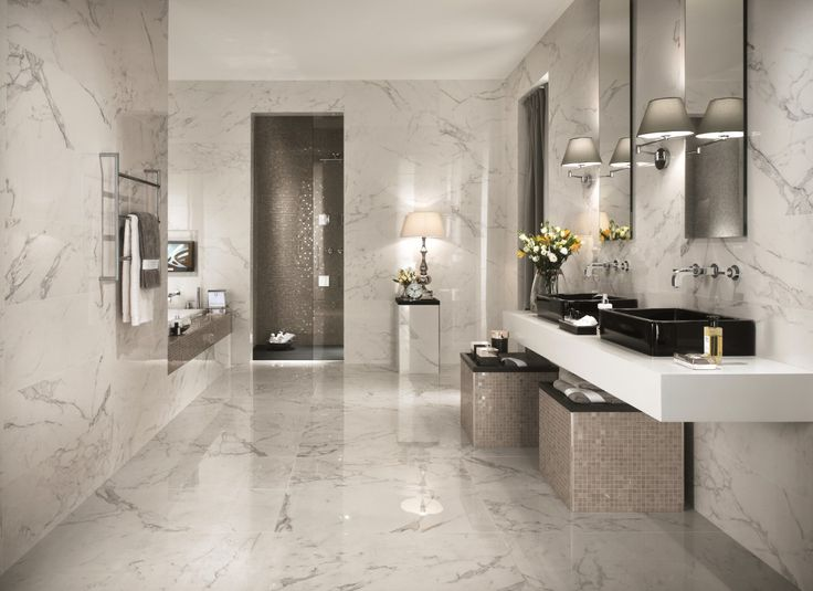 Latest Variety In #Tiles, Both For #commercial And #residential Bathrooms.@