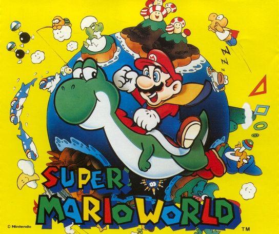 Super Mario World Peli