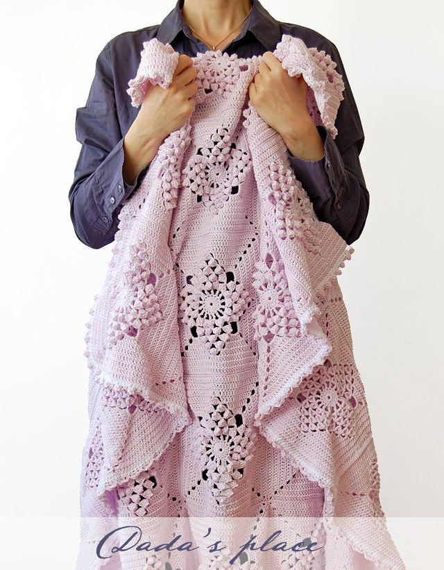 The Smitten Crochet Blanket