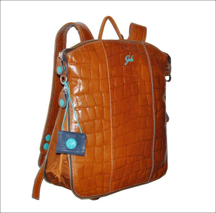 Δερμάτινο σακίδιο πλάτης Μοντέλο:Gabs Luigi M2 Τιμή: 216€ Βρείτε αυτό και πολλά ακόμα σχέδια στο www.otcelot.gr ♥♥