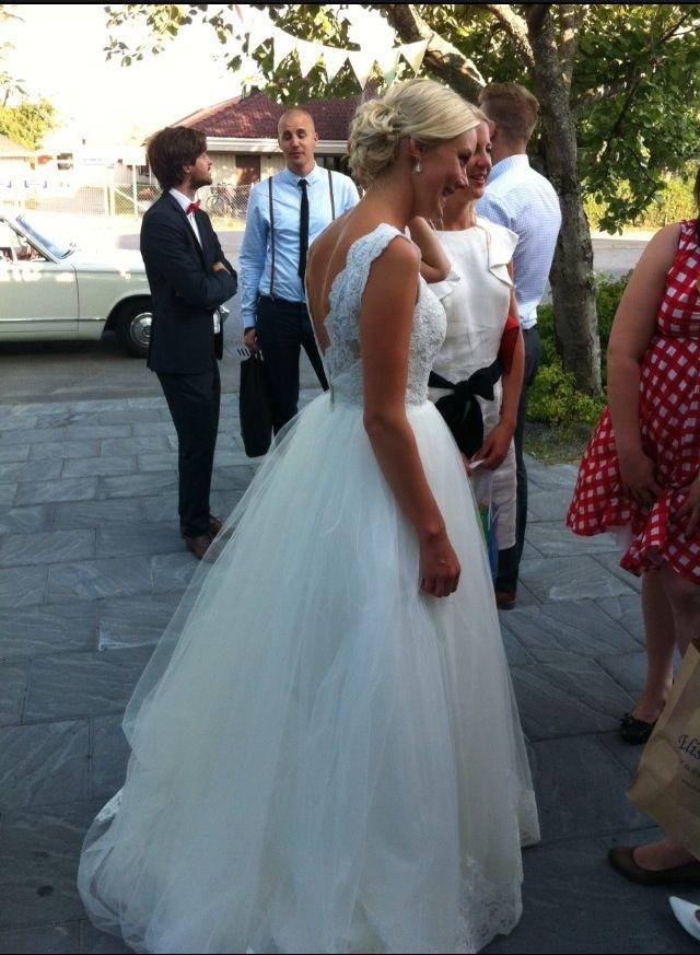 Brudklänning Matildas Fest