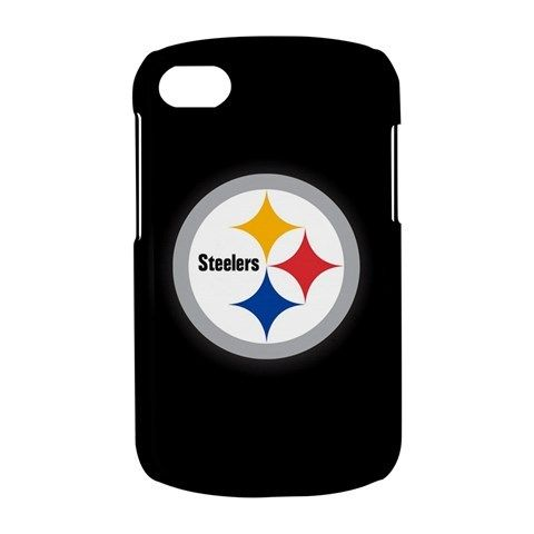 Pittsburgh Steelers Logo BB Q10 Hardshell Case