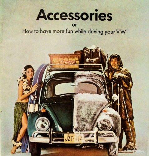 1967 Volkswagen (Germany) Beetle Accessories.