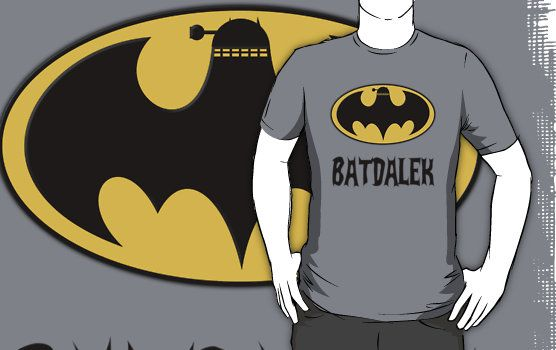 BATDALEK: Joker, Exterminate, He S Batman, Dream Come True, Gallifrey Batman, Geek Wear, Batdalek, Gallifrey Geekery, Doctor